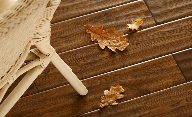 Половая доска из натуральной древесины
