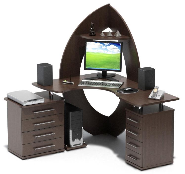 Как выбрать компьютерный стол